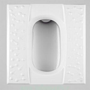 توالت زمینی چینی کرد مدل لیلیوم