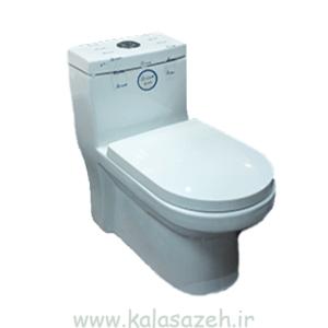 توالت فرنگی چینی کرد مدل بورونیا