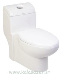 توالت فرنگی چینی کرد مدل والریا