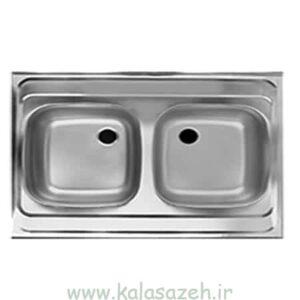 سینک ظرفشویی روکار مدل A8060