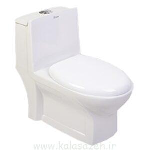 توالت فرنگی چینی کرد مدل آدنیس