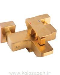 شیر دوش ریسکو مدل اتم طلایی