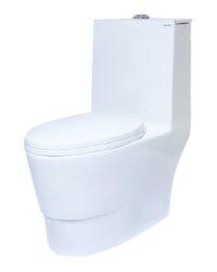 توالت فرنگی چینی کرد مدل فلوریا