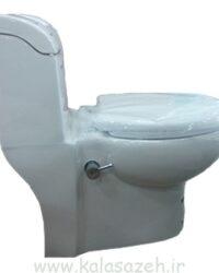 توالت فرنگی والریا شیردار