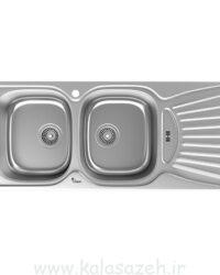 سینک ظرفشویی سیمر مدل 161